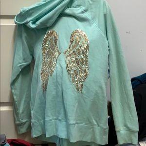 Victoria's Secret sweat jacket